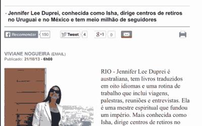 Jornal O Globo, Brasil